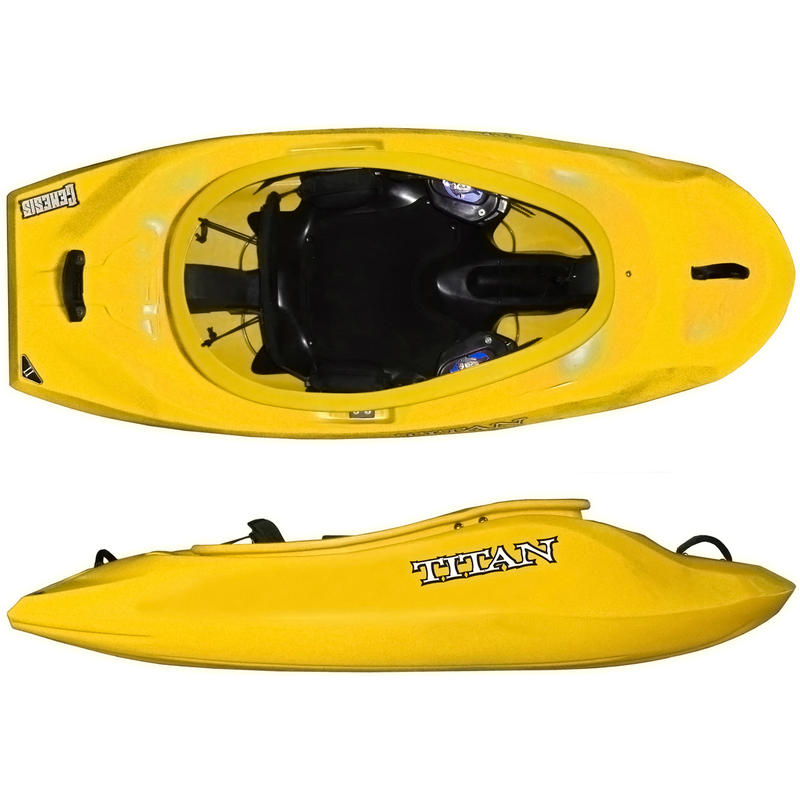 Genesis V3 Kayak Yellow