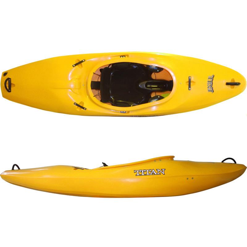 Exile Kayak Yellow