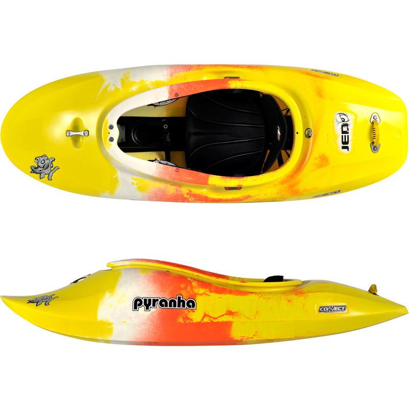 Jed C4S Kayak Yellow/Jaffa