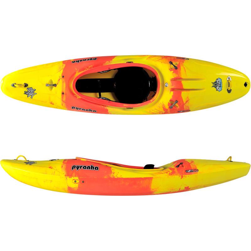 Kayak Shiva C4S Jaune/Jaffa