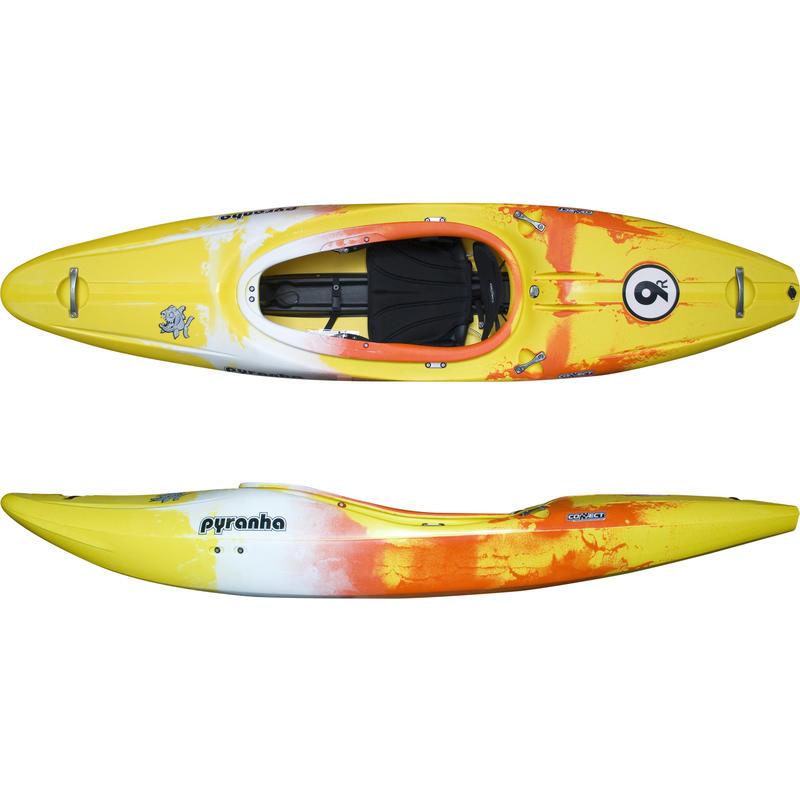 9R C4S Kayak Yellow/Jaffa