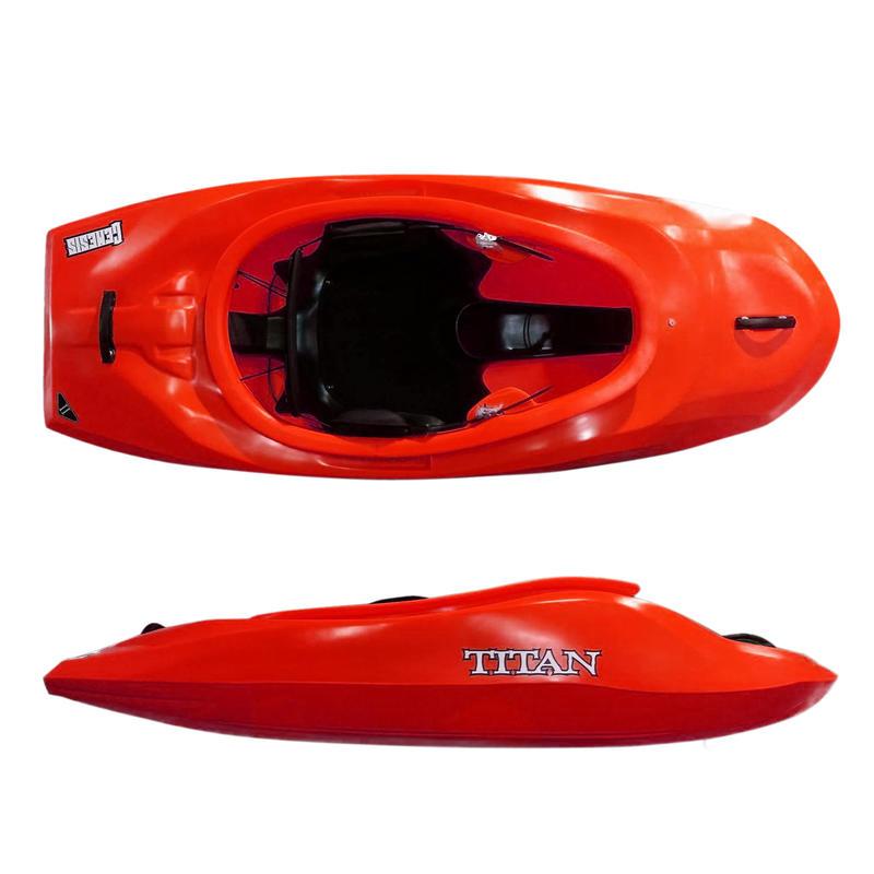 Kayak Genesis V:I Rouge