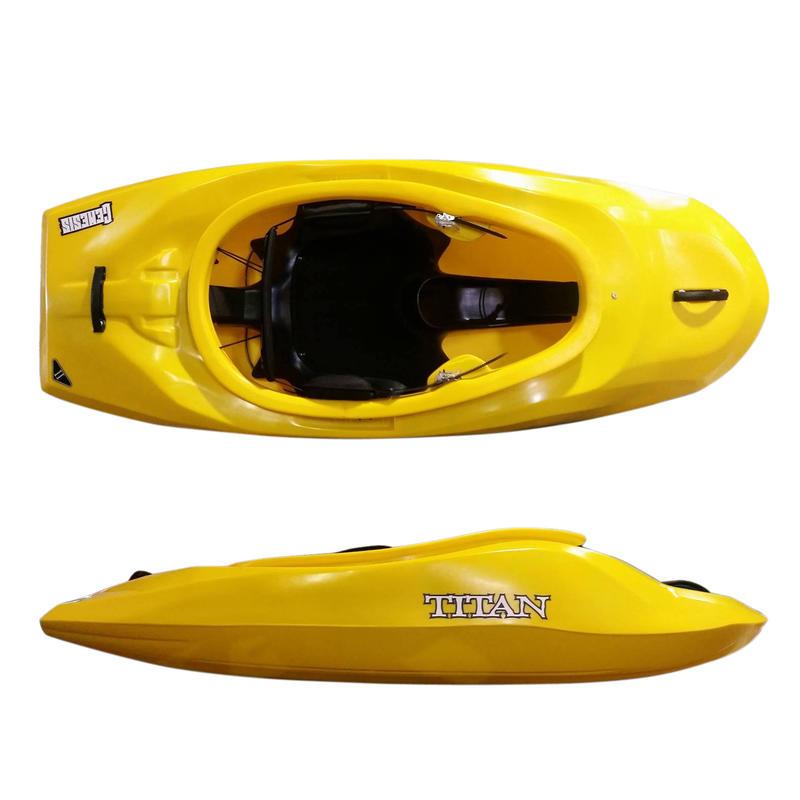 Kayak Genesis V:II Jaune