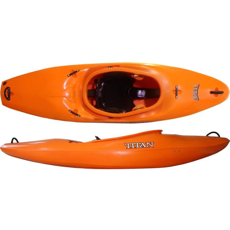 Exile Kayak Orange