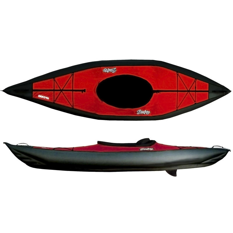 Swing I Inflatable Kayak Red/Black