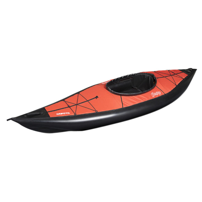 Swing I Inflatable Kayak (w/pump) Red/Black