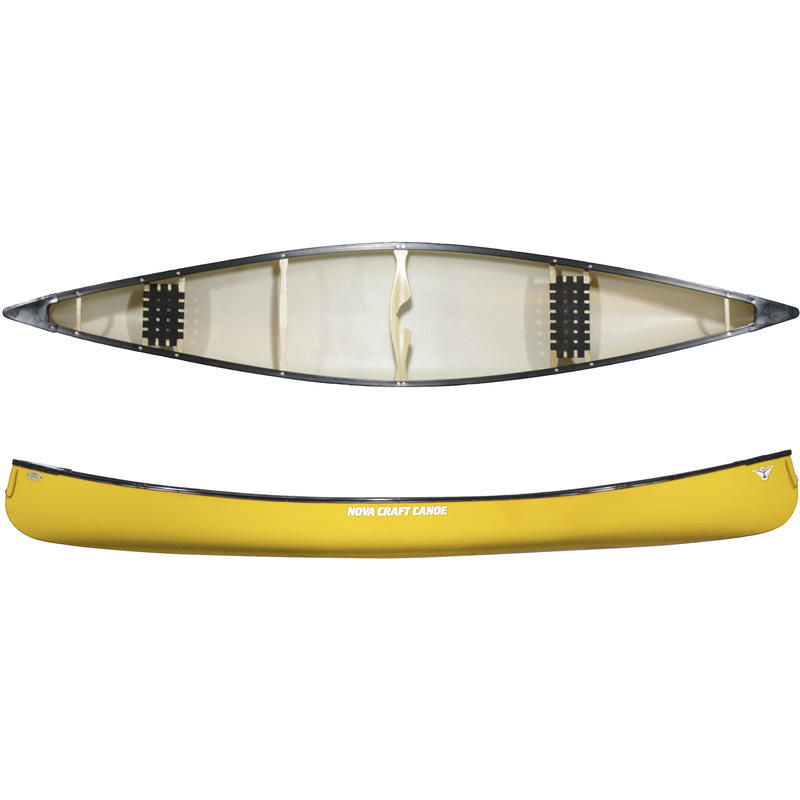 Prospector 16 SP3/Vinyl Canoe Yellow
