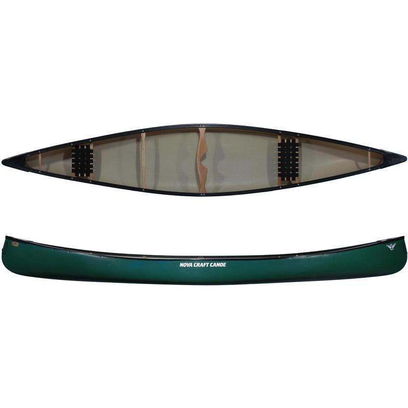 Canot Outfitter 17pi Vert