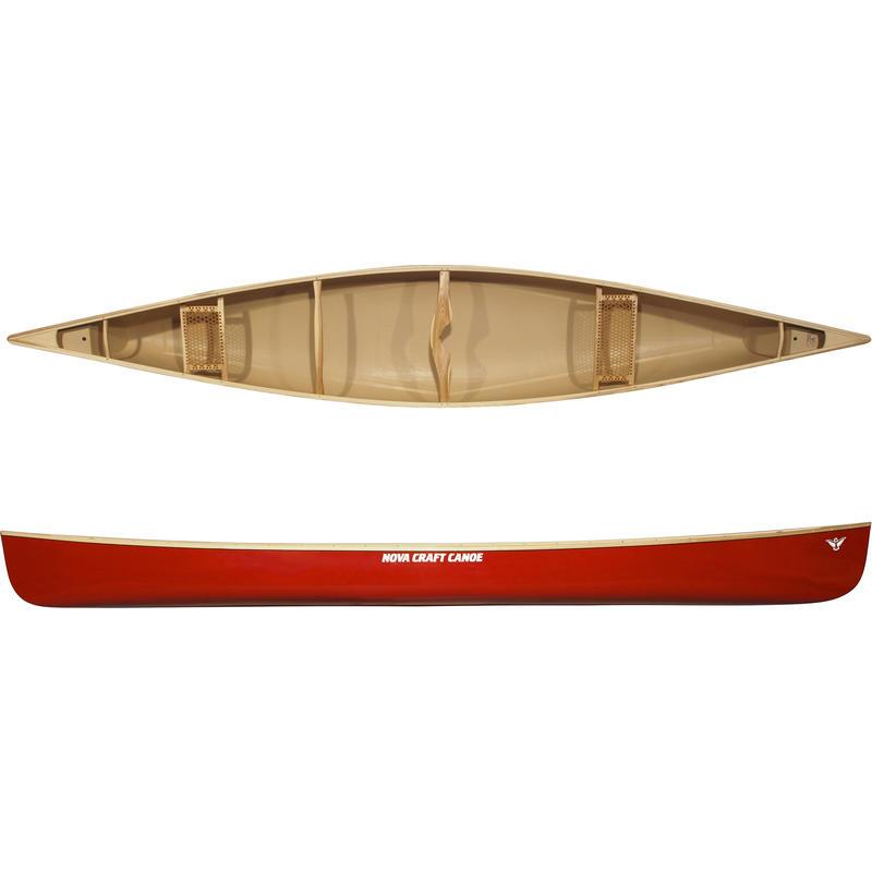 Eagle Aramid Lite/Ash Canoe Red