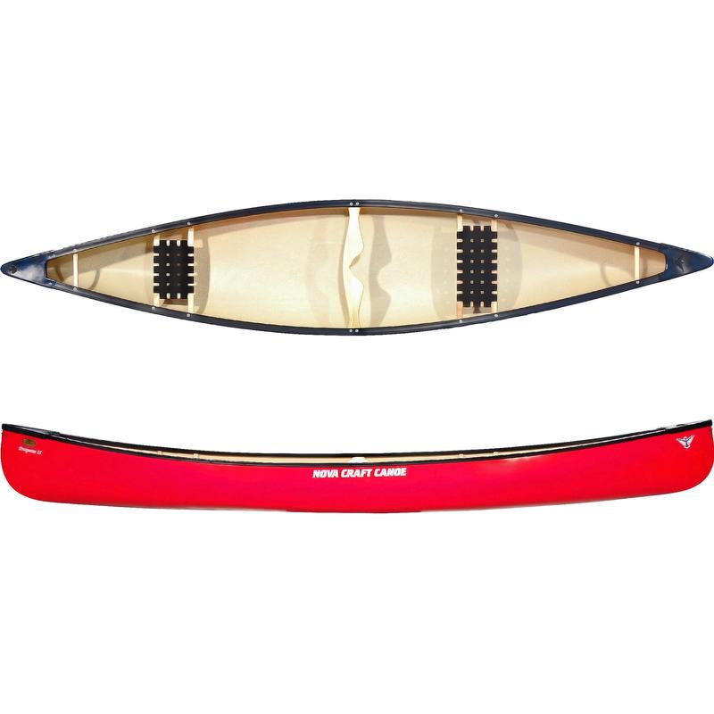Prospector 15 SP3/Vinyl Canoe Red