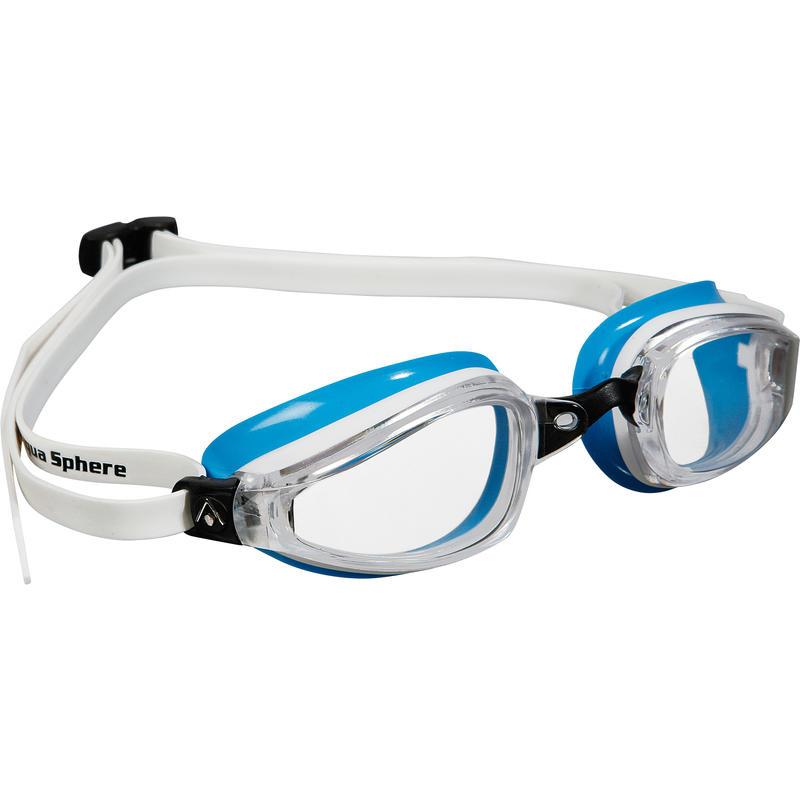 K180 Goggles Clear/White/Baia
