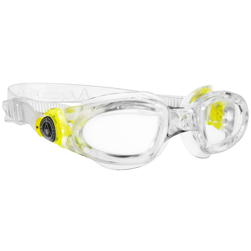 Moby Goggles Clear/Clear