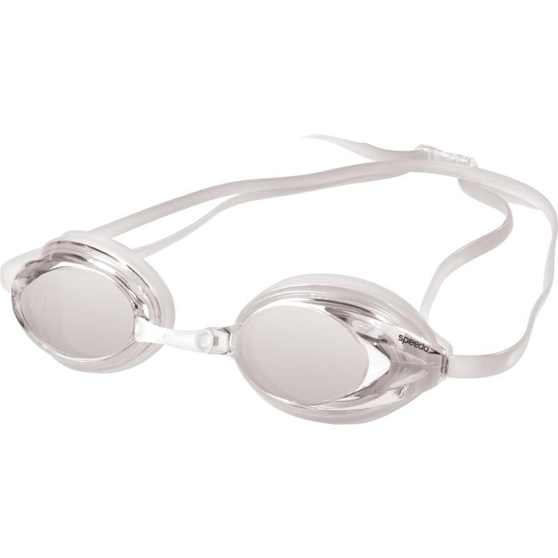 Lunettes de natation miroir Vanquisher Transparent/Transparent