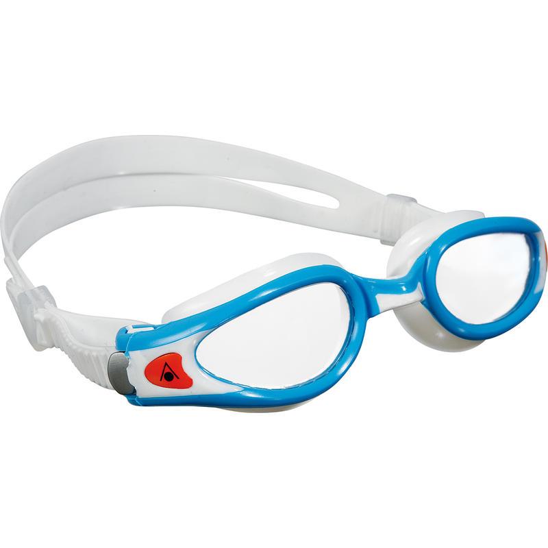 Kaiman EXO Goggles Small White Baia/Clear