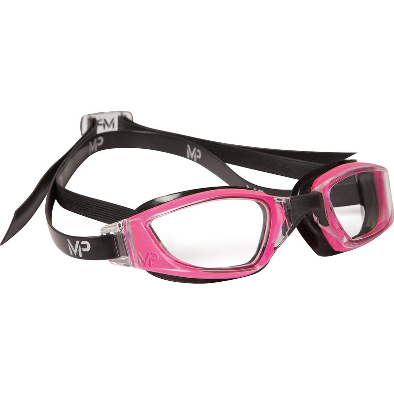 XCEED Lady Goggle Pink/Clear