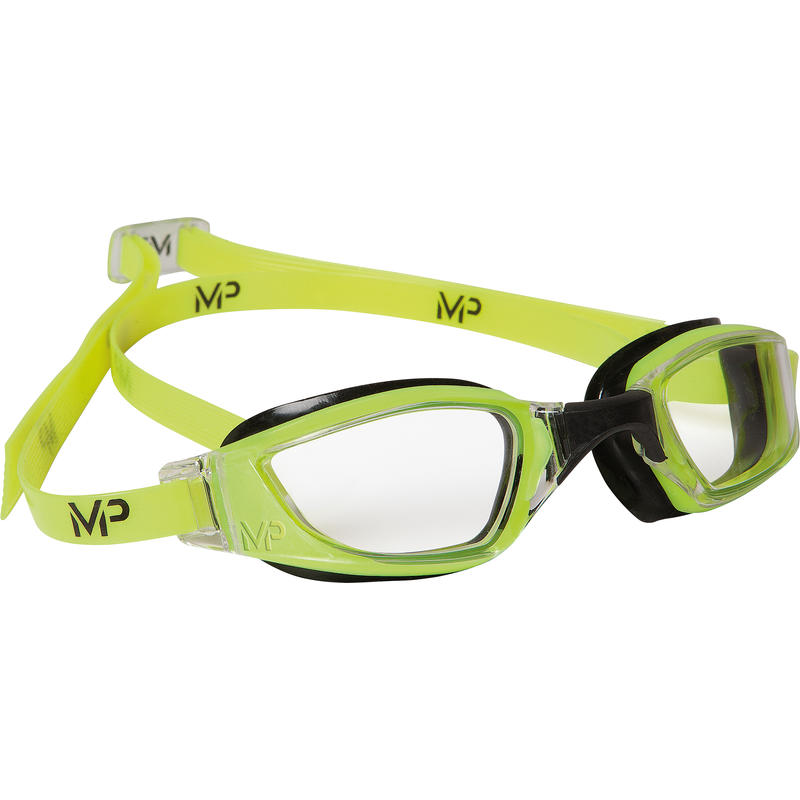 XCEED Goggle Yellow/Clear