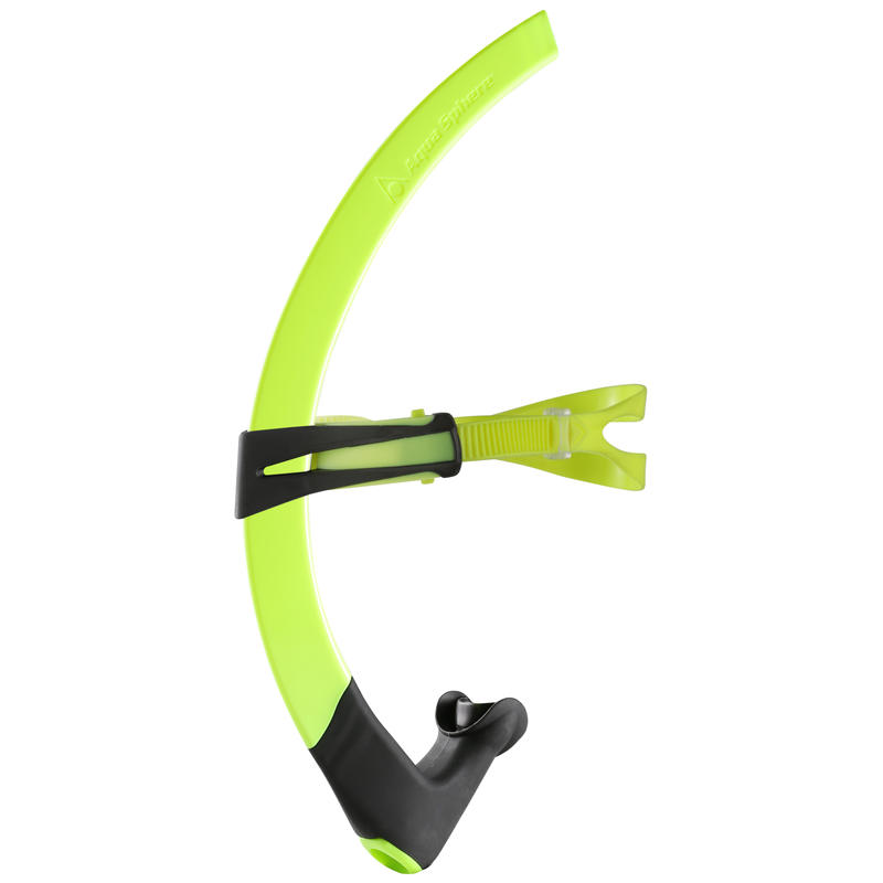Focus Training Snorkel Neon Yellow/Black