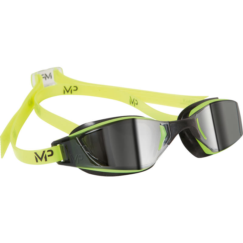 XCEED Mirrored Goggles Yellow