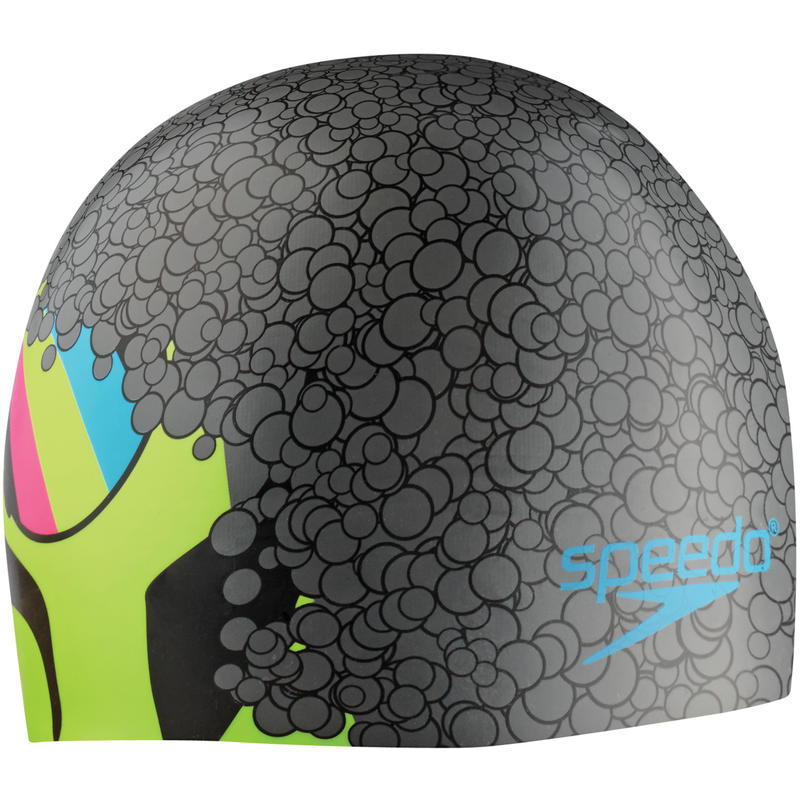 Royale Swim Cap Lime Green