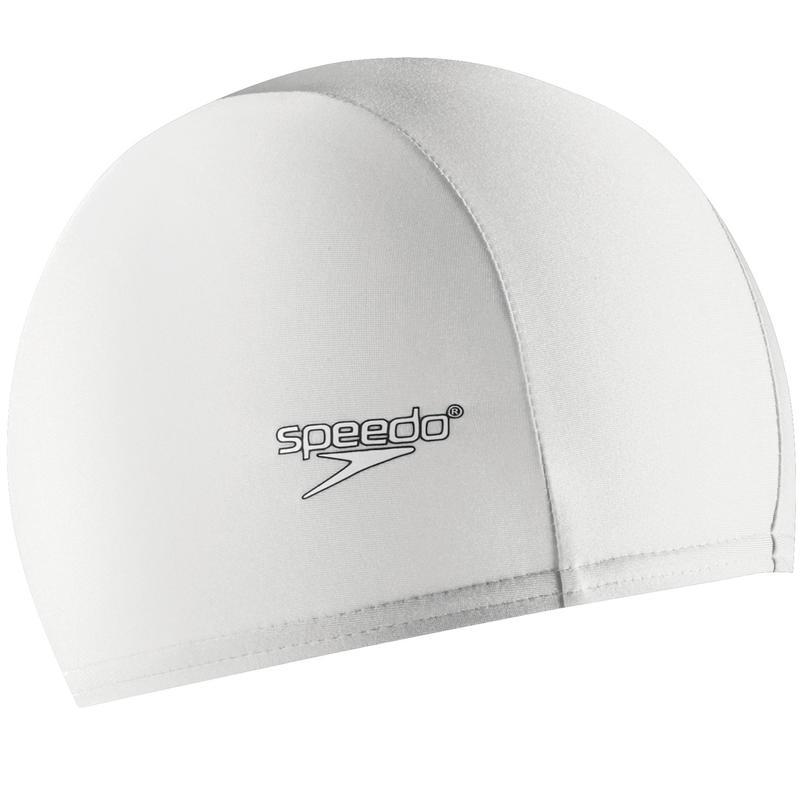 Bonnet de bain Lycra Blanc