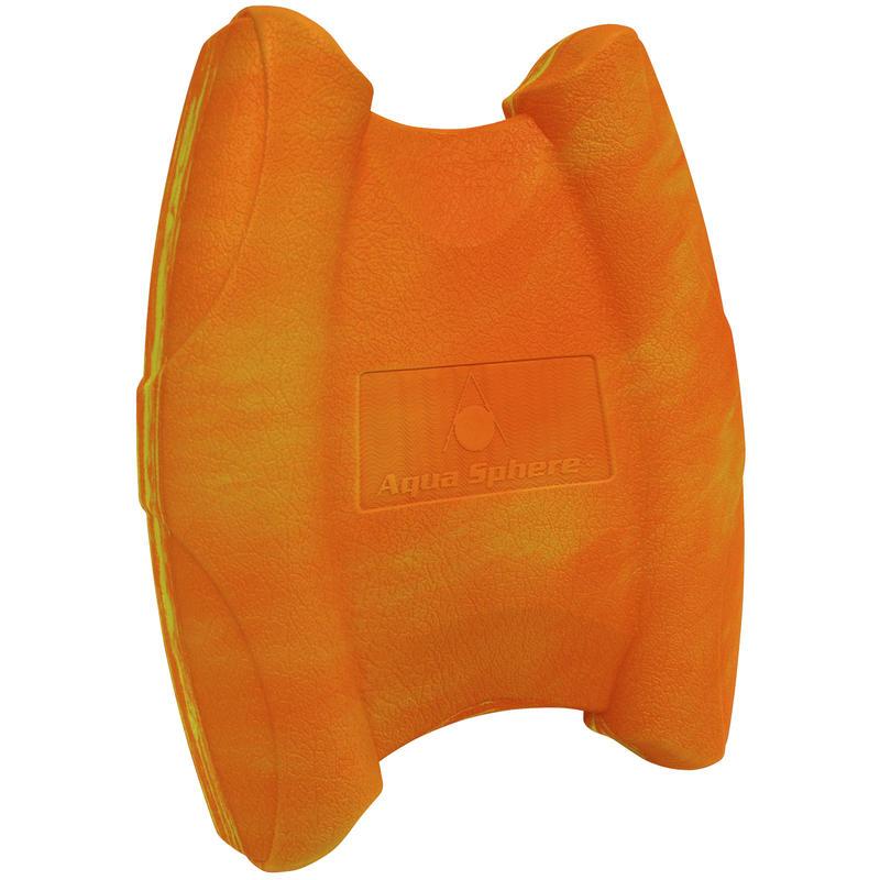 Planche de natation P2K Combo Orange/Jaune