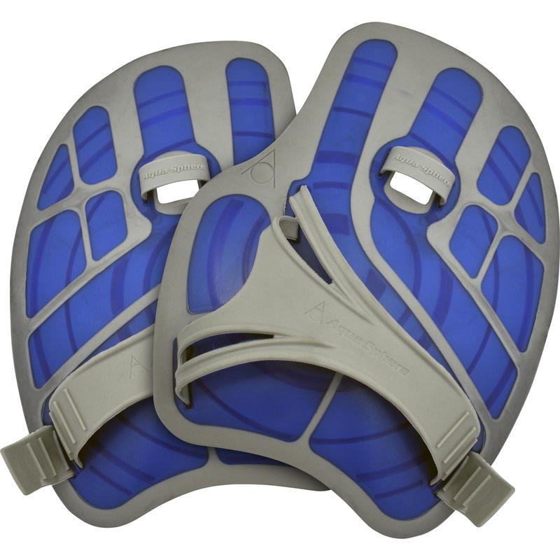 Palettes de surf Ergo Flex Bleu