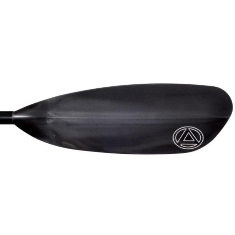 Pagaie ergonomique Lanai Select en carbone Noir