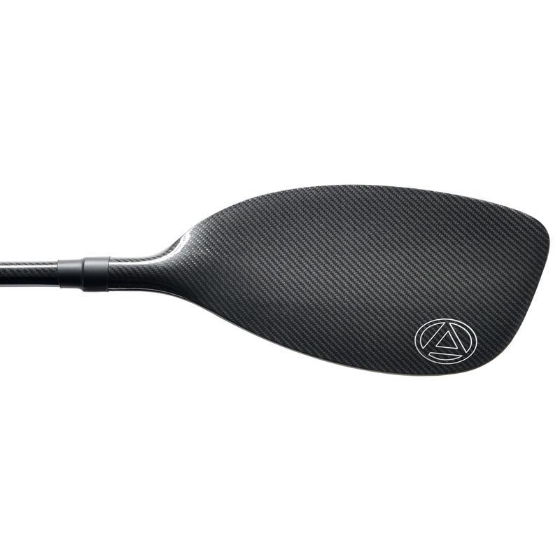 Pagaie ergonomique Helix Pro Core Noir carbone