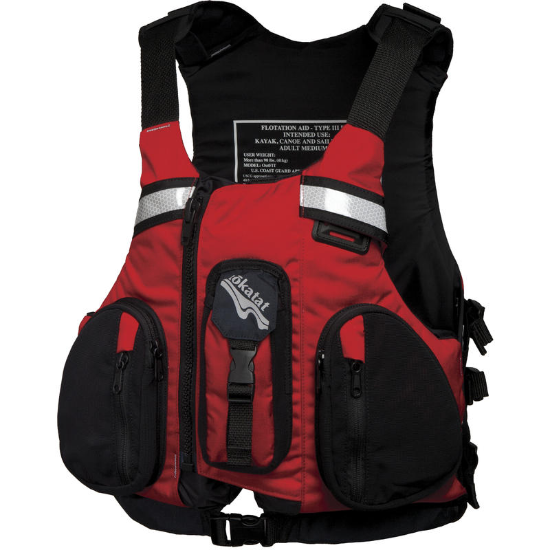 OutFit Tour PFD Red