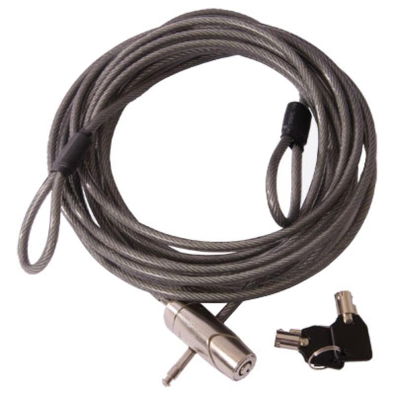 Câble antivol pour kayak