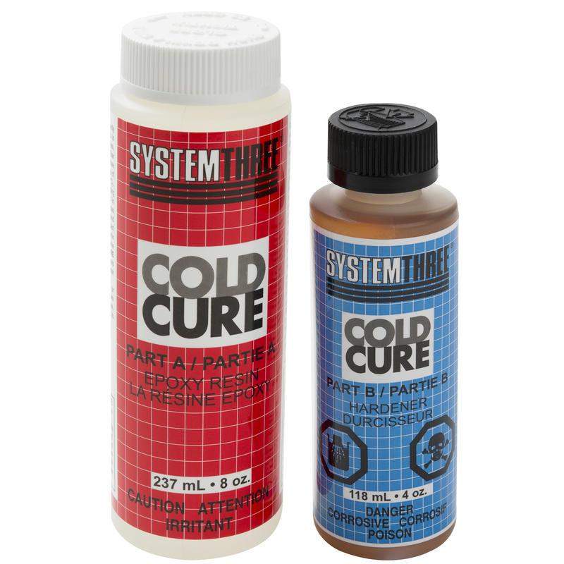 Résine époxy - Cold Cure