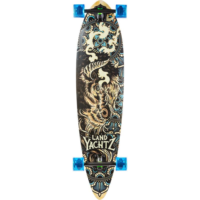 Planche longboard Totem en fibre de verre Graphique 2015