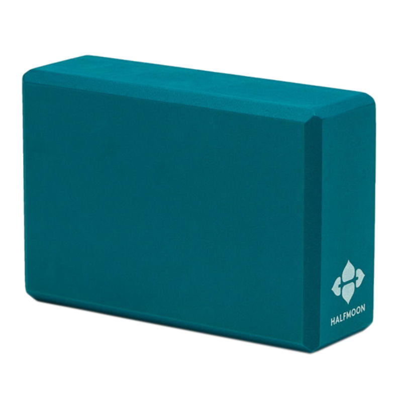 "3""Yoga Block Glacier"