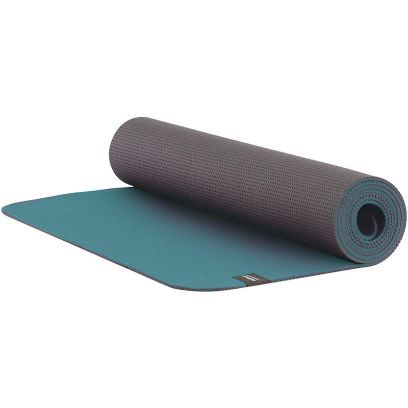 Tapis de yoga Breathable ECO Sarcelle/Gris