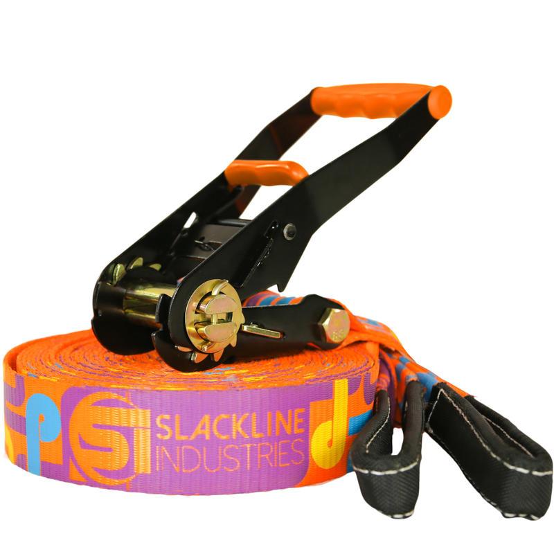 Slackline Play Line Orange
