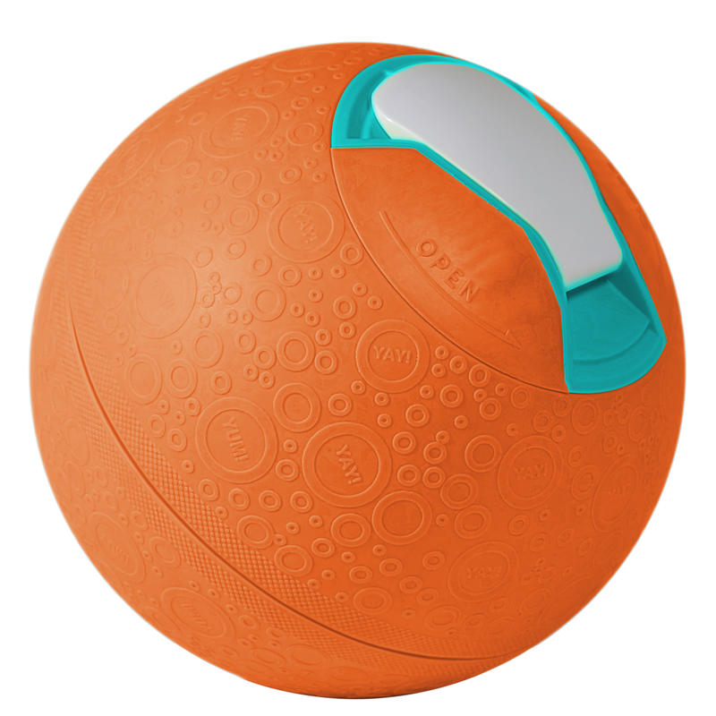 Softshell Ice Cream Ball Pint Orange