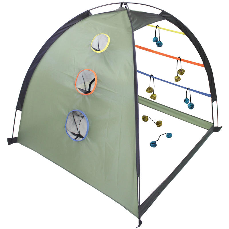 Backpack Dome Ladder Ball