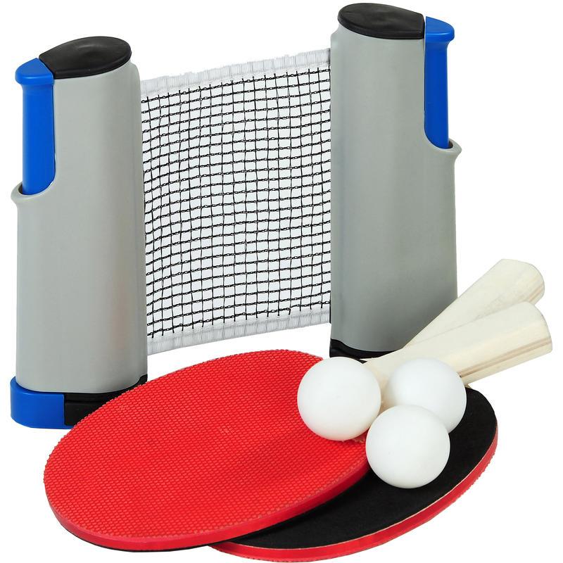 Jeu de voyage de ping-pong