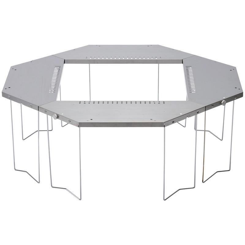 Foyer sur table
