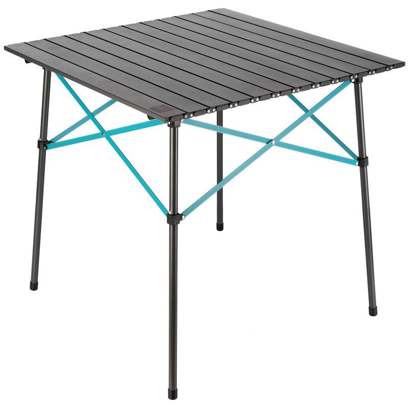Grande table Camp Charbon/Sarcelle marée