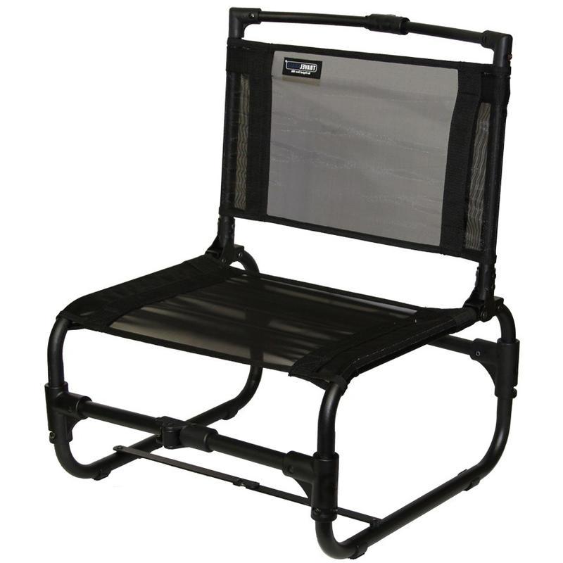 Chaise Larry Noir