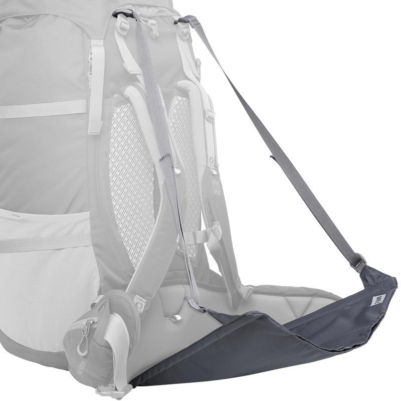 Siège Backpacker Noir