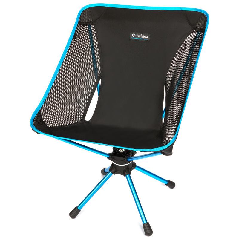 Chaise pivotante Noir