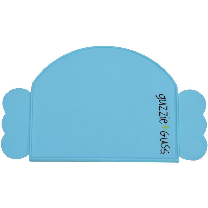 Napperon en silicone Perch pour poussette Bleu