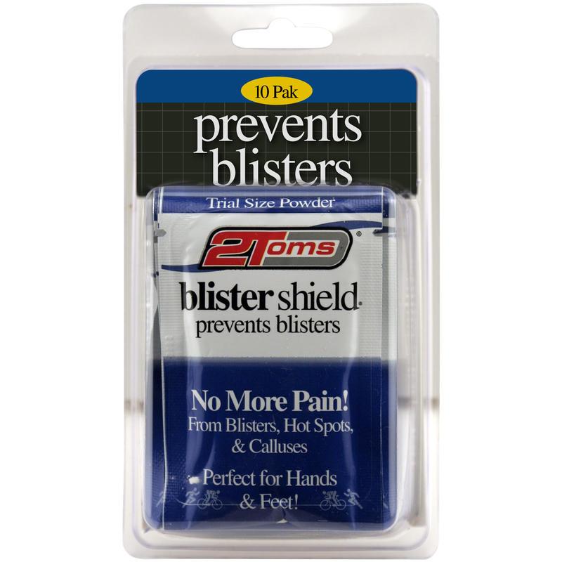 Poudre antiampoules BlisterShield (10 sachets)