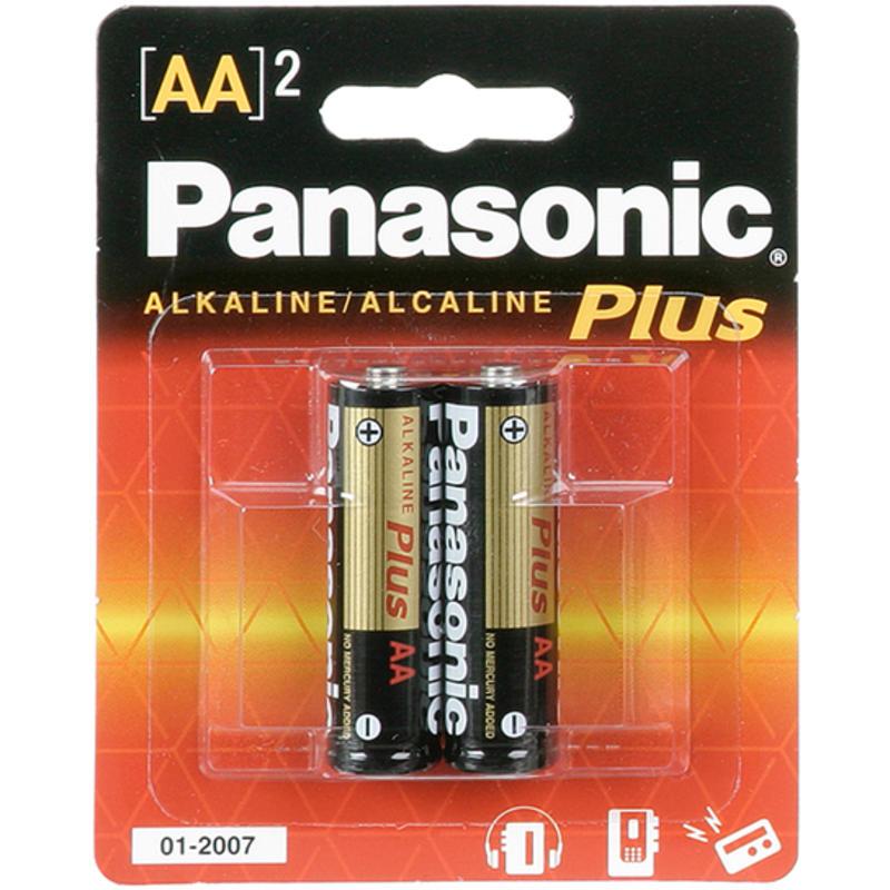 2 Pack AA Batteries
