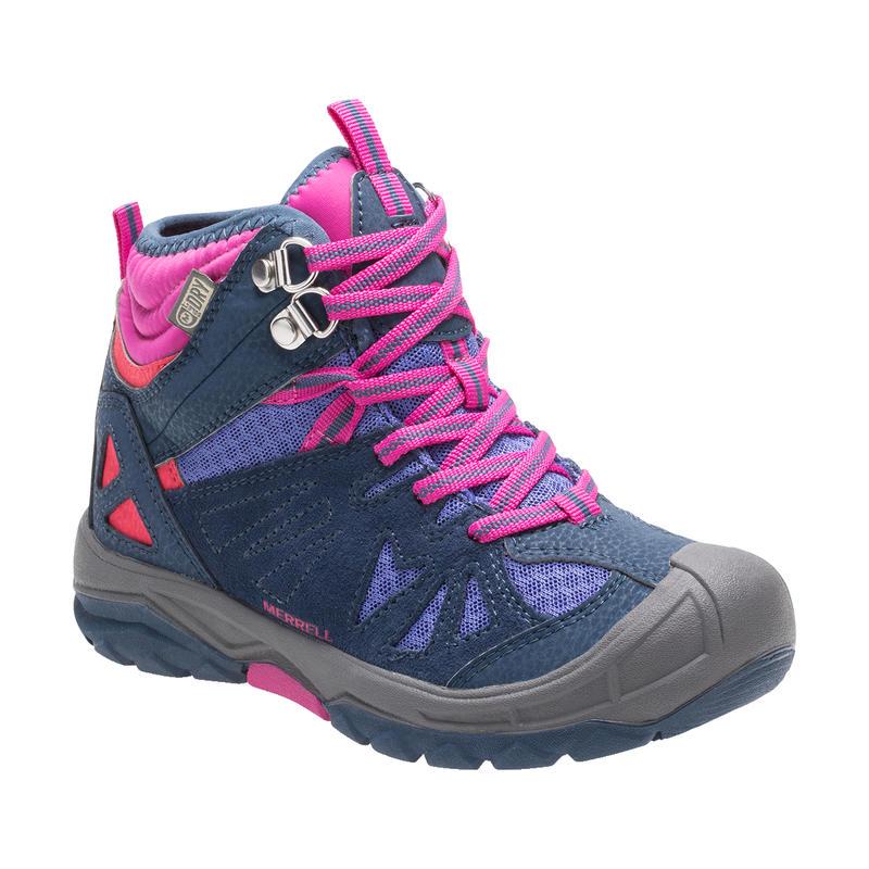 Capra Mid Waterproof Shoes Navy/Multi