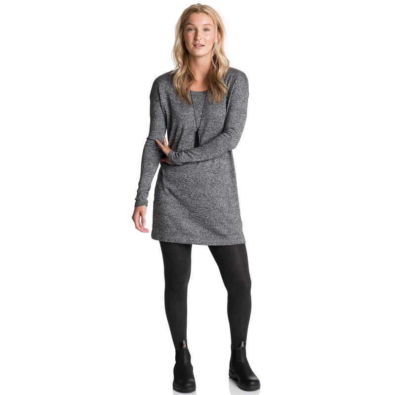 Rya Dress Black Heather