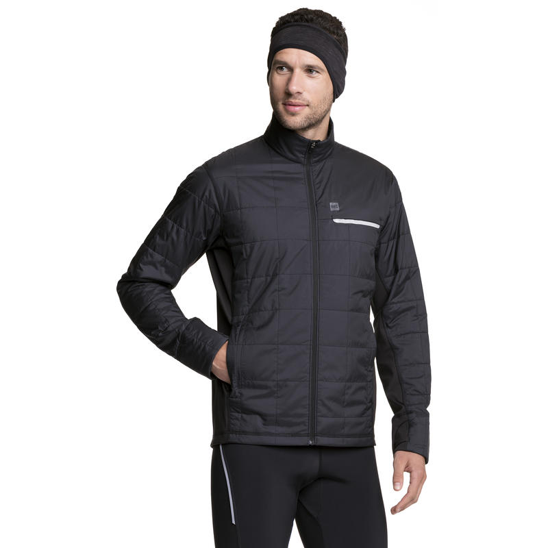 Waxwing Hybrid Jacket Black