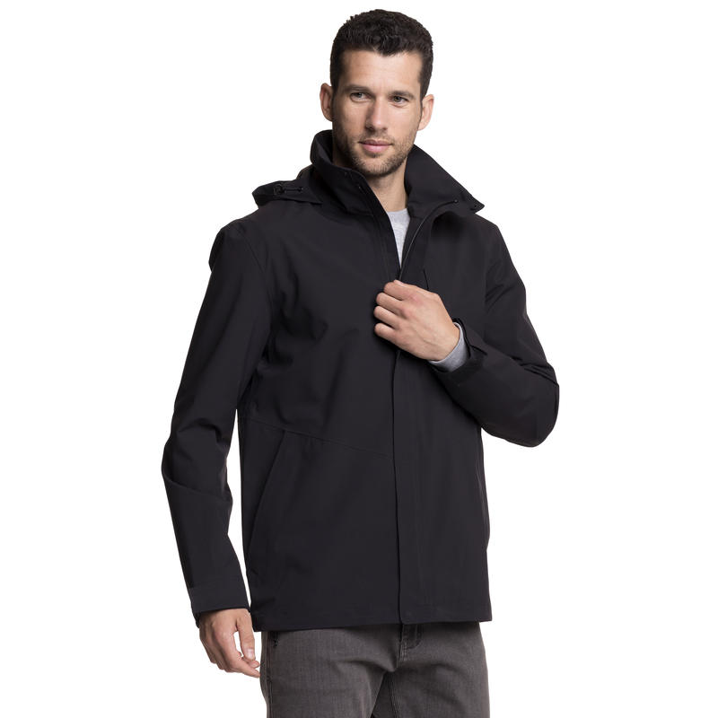 Targa Jacket Black